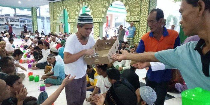 "Tribun Medan : ""TERPIDANA MATI MENJADI GURU PENGAJIAN DI LAPAS TANJUNG GUSTA"""