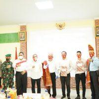 Gubernur Sumut Edy Rahmayadi Serahkan Remisi Kepada Narapidana
