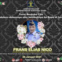 IN MEMORIAM BAPAK FRANS ELIAS NICO, Bc.IP, S.Sos, M.Si