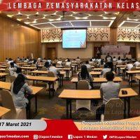 KEGIATAN PENGUATAN KAPASITAS KEPADA MANAJER PROGRAM REHABILITASI NARKOTIKA LAPAS/ RUTAN SE -INDONESIA DI HOLIDAY INN KEMAYORAN JAKARTA